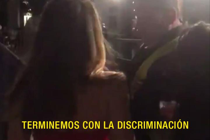 El Fiscal General de la Ciudad contra la discriminación en boliches 1